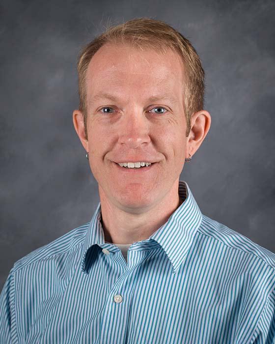 Pete Peterson, Software scientist, Neutron Data Sciences Group